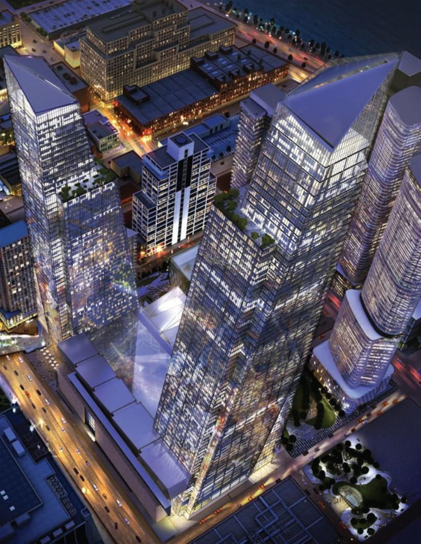 Two New Colossi Of Hudson Yards Revealed York YIMBY