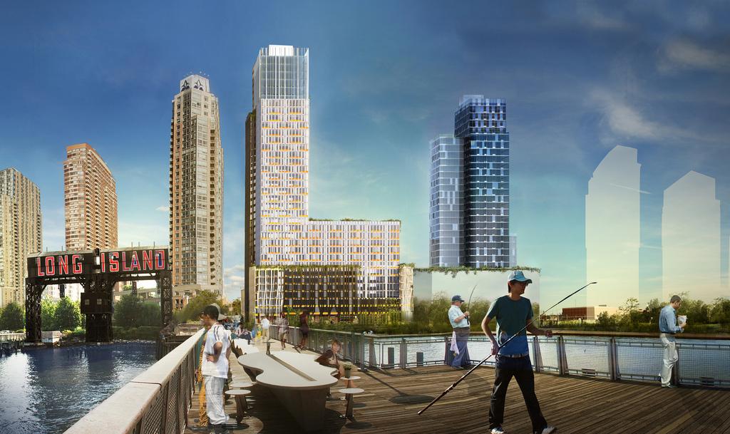 The Manhattanization of Long Island City New York YIMBY
