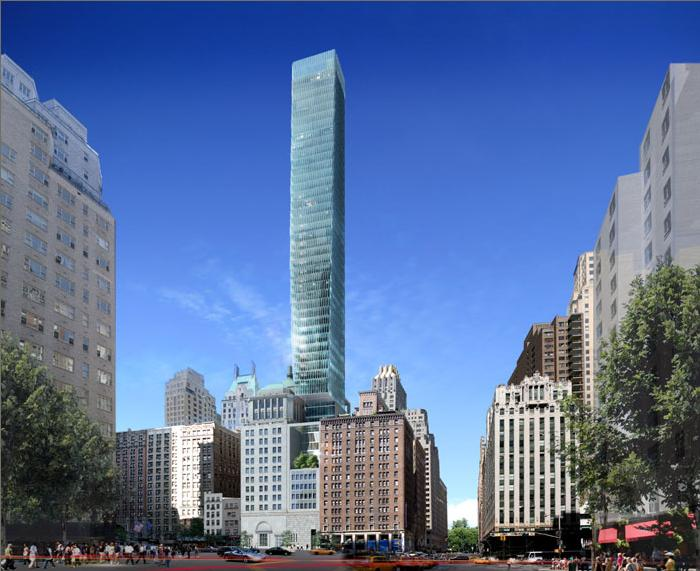 105 West 57th Hotel Crillon Coming To Midtown New