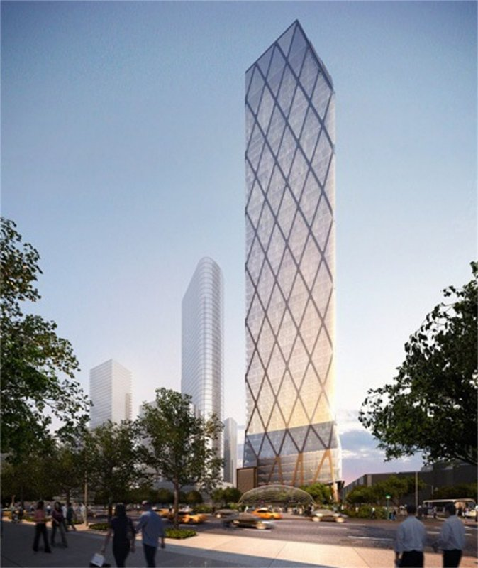 One Hudson Yards Extell New York City