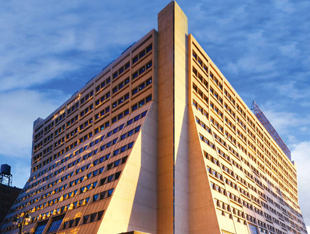 Daily News Headquarters NYC