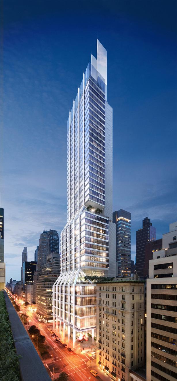 425 Park Avenue Foster Design