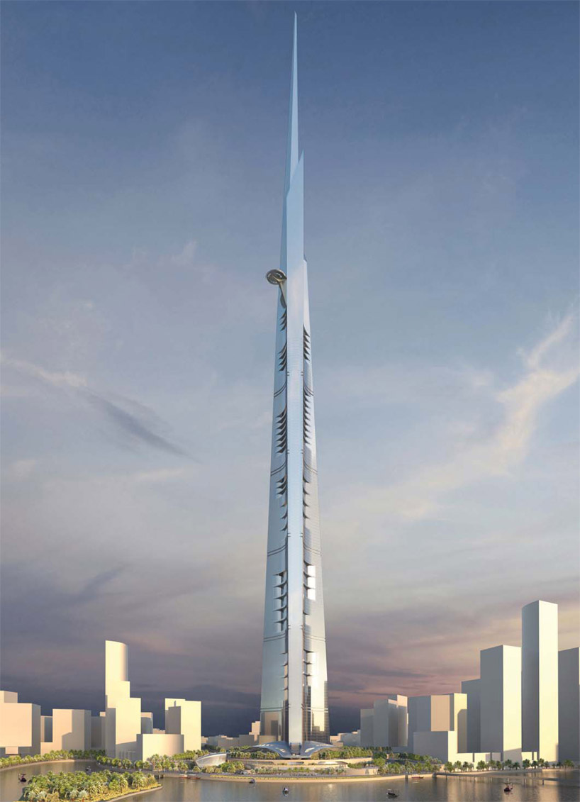 New World's Tallest Building Begins Construction! | New York Yimby