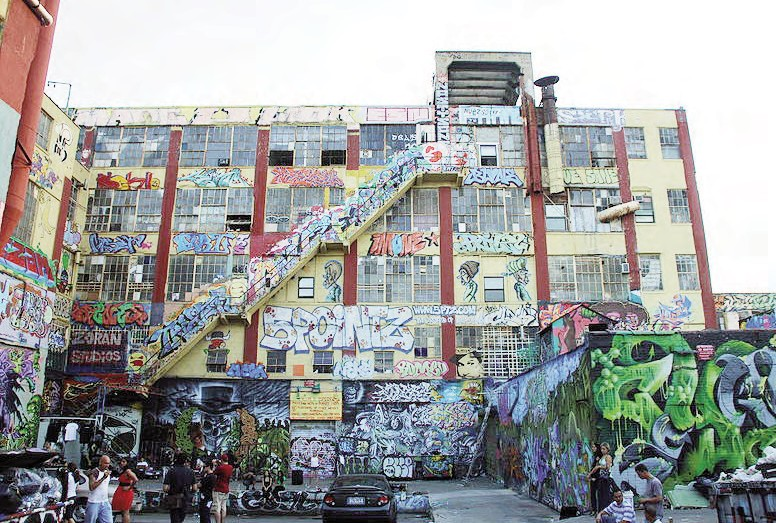 5Pointz NYC