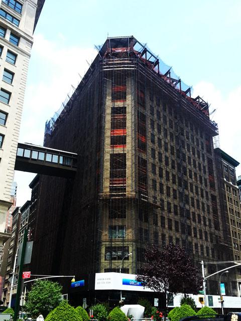 10 Madison Square Park West