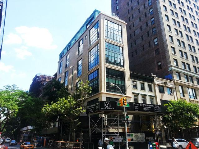 61 Fifth Avenue