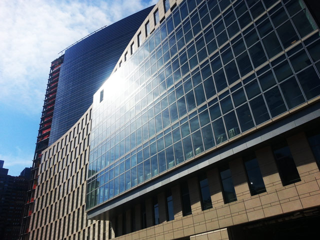 Fordham Lincoln Center