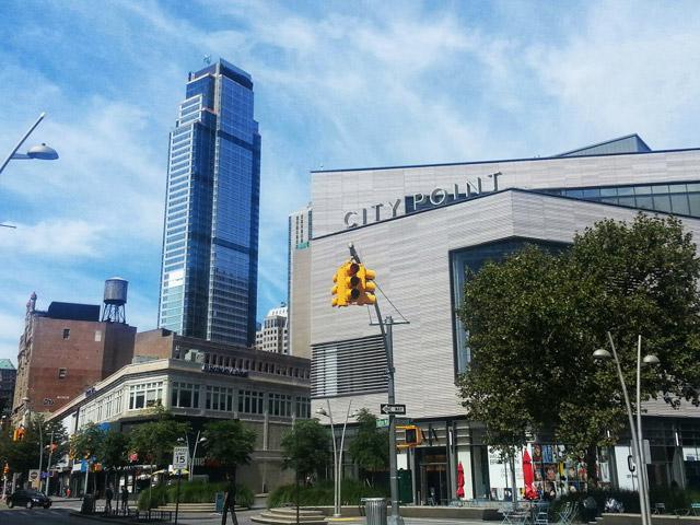 CityPoint phase I and 388 Bridge Street