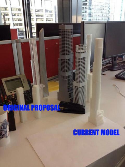 217 West 57th Street Model