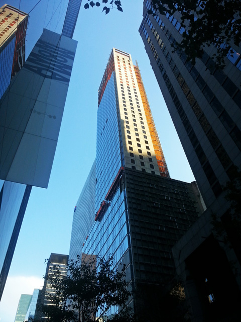 The Baccarat Tower