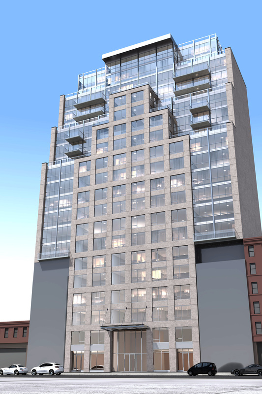 215 West 28th Street - Image from HAP
