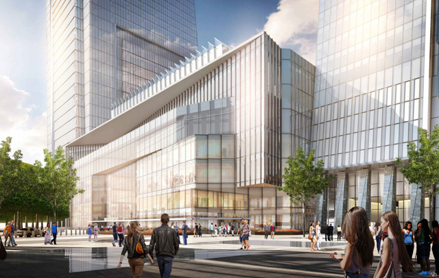 Hudson Yards Retail