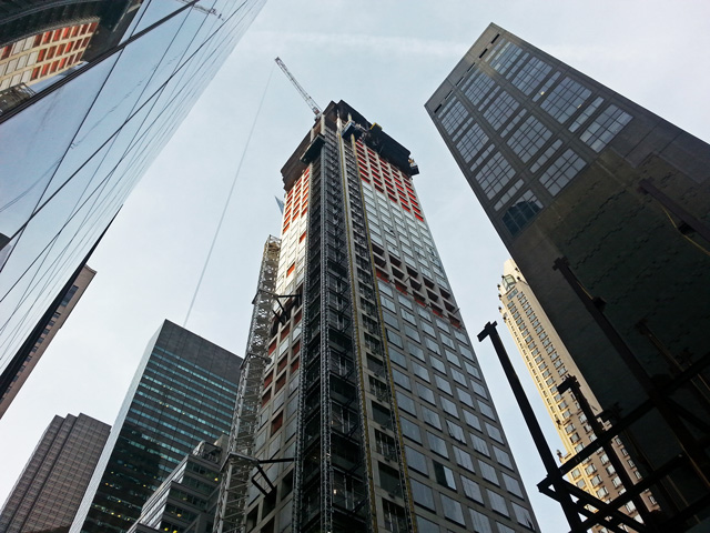 What the new york skyline gained in 2013 new york yimby for Terrace 54 1717 broadway