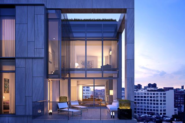 One Vandam -- Penthouse A
