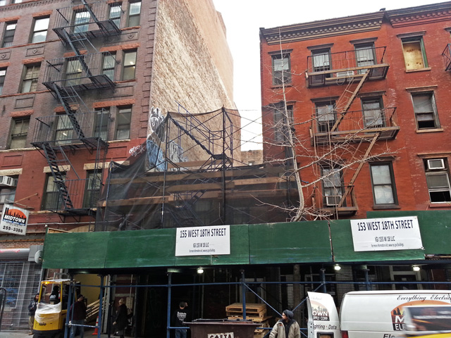 155 West 18th Street