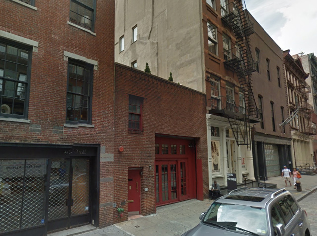 Permits filed 151 mercer street new york yimby for Jackson terrace yonkers ny