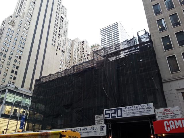 520 Fifth Avenue