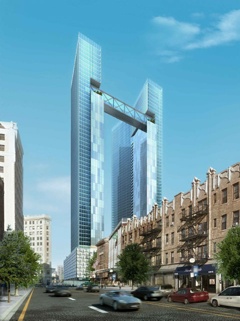City Center Towers