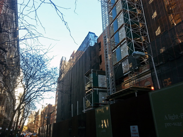 The Greenwich Lane