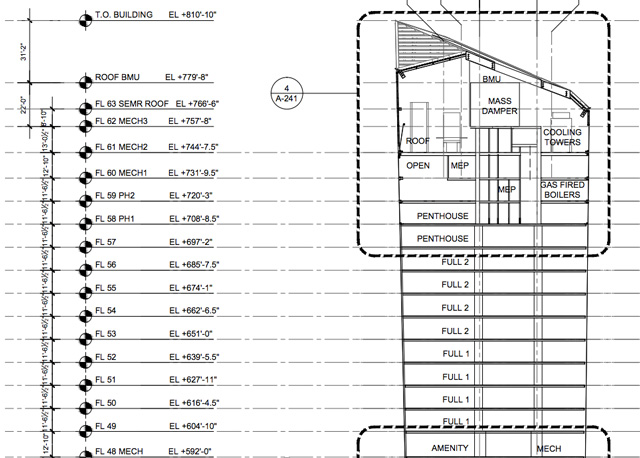 Roof Diagram -- image by KPF