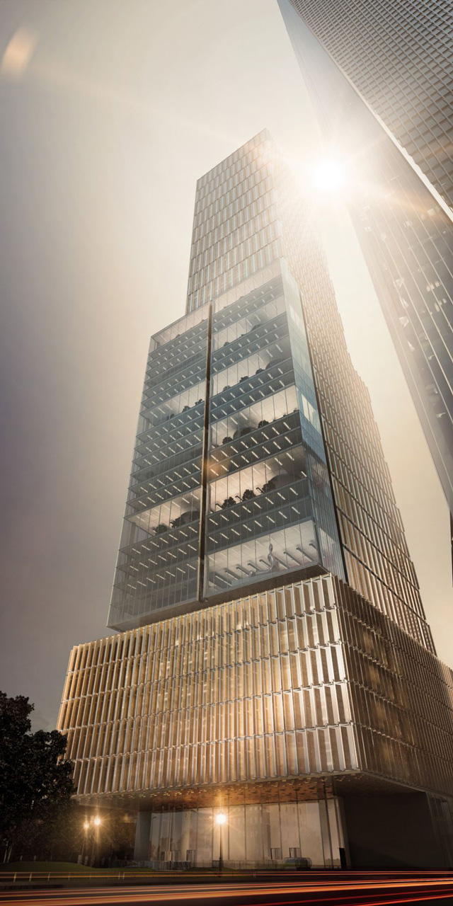 New Renderings: 50 Hudson Yards -- New York YIMBY