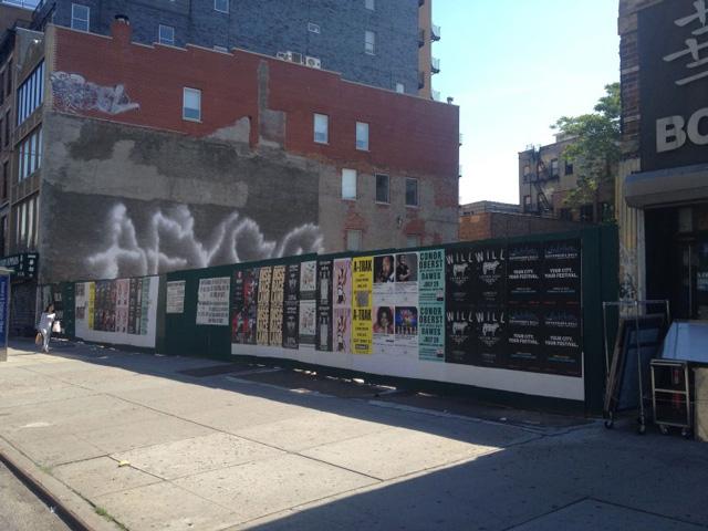 185-191 Bowery