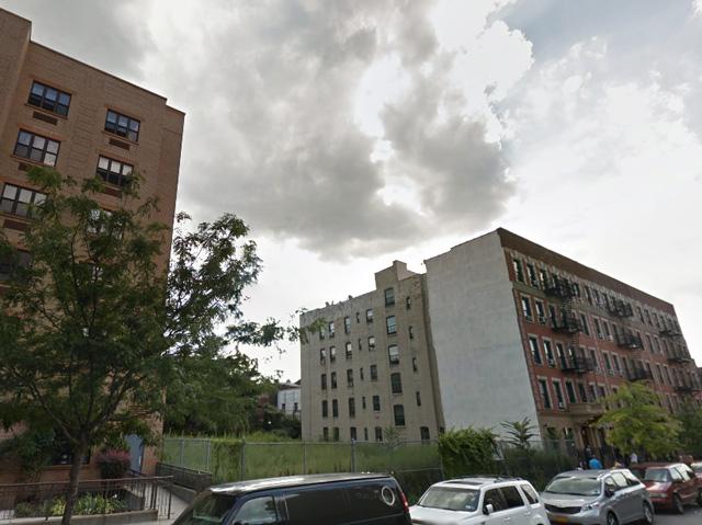 444 West 163rd Street