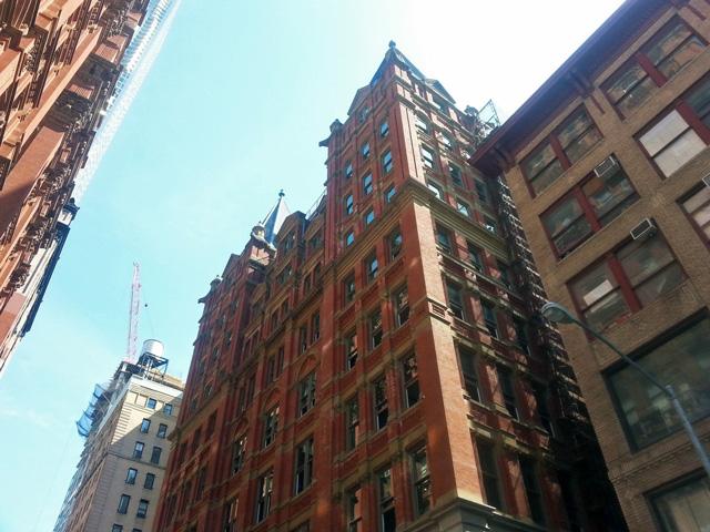 5 Beekman Street