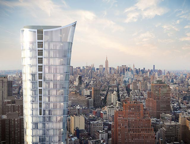 Revealed 101 Tribeca Downtown S Future Tallest