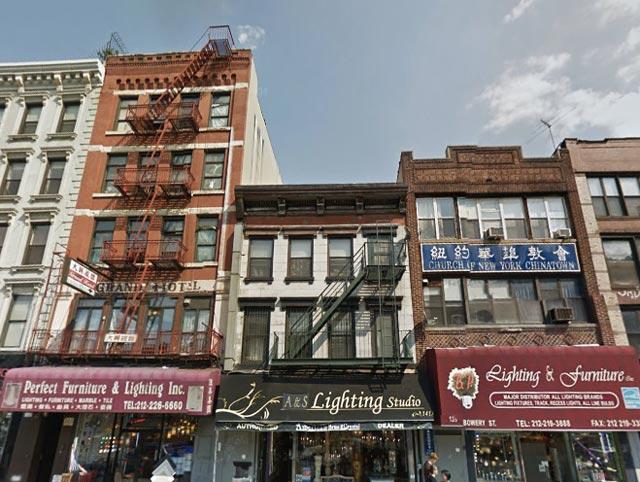 141 Bowery