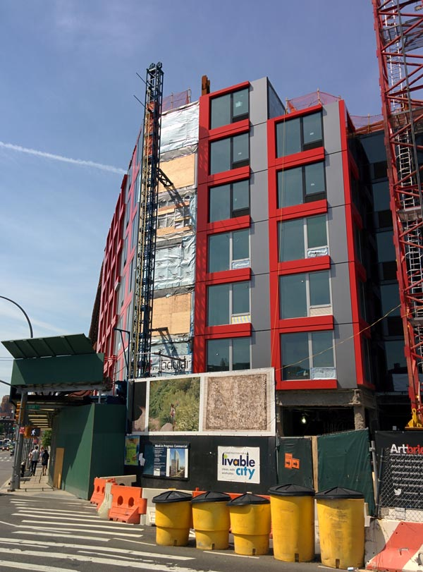 Atlantic Yards B2 Tower
