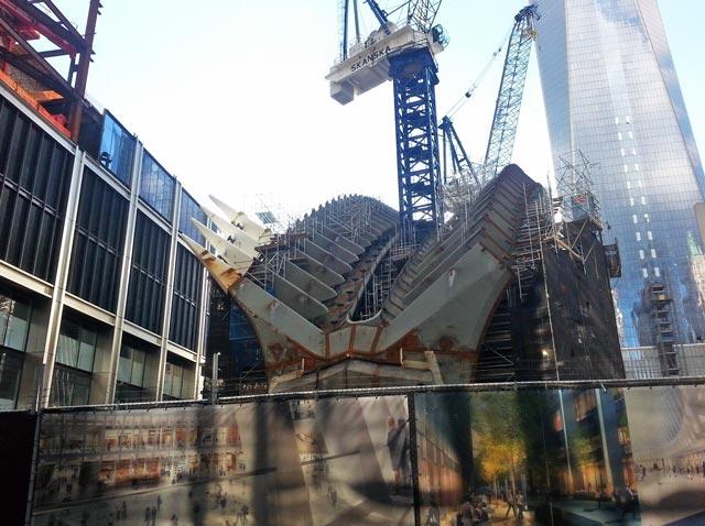 The World Trade Center Transit Hub