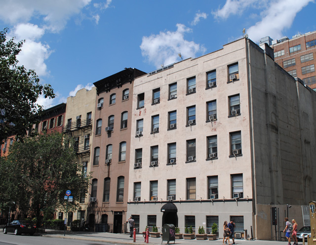 Old tenements