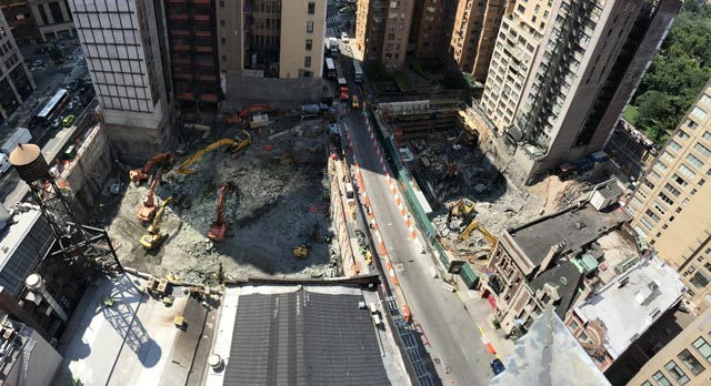 225 West 57th Street and 220 Central Park South
