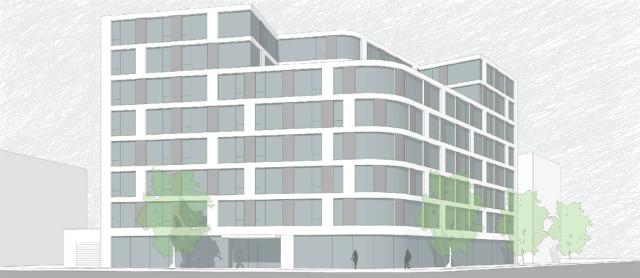 502 Waverly Avenue, rendering via Orange Management