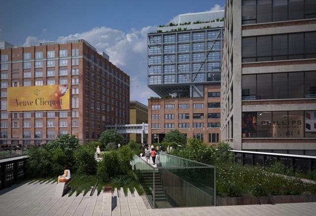 Chelsea Market Expansion