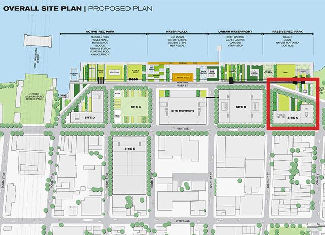 Domino Site Plan