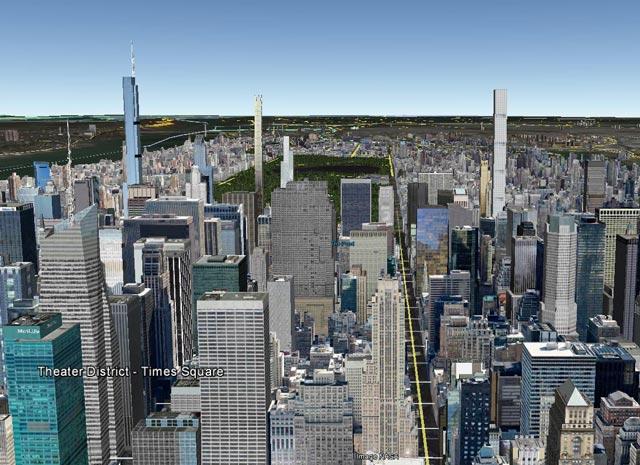 Midtown's Future Skyline