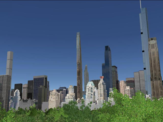 Midtown's Future Skyline