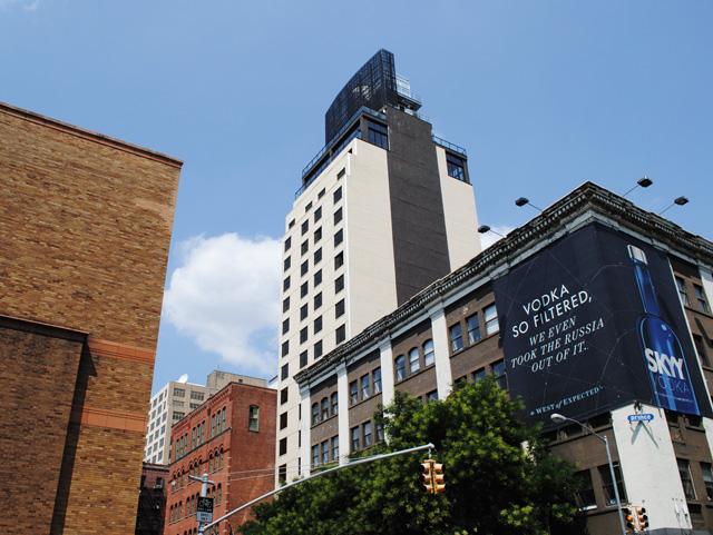 Hotel Hugo, 525 Greenwich Street
