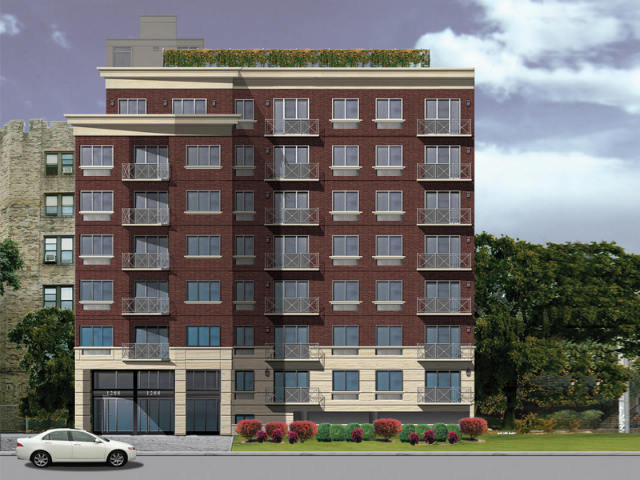 1288 East 19th Street, rendering via Hidrock