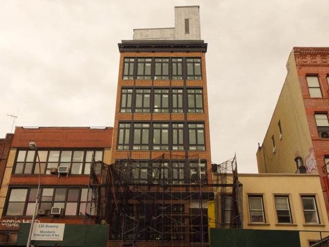 135 Bowery
