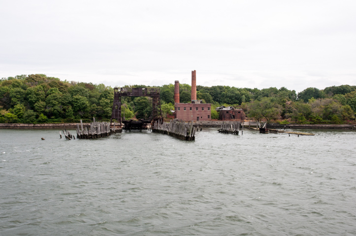 North Brother Island.