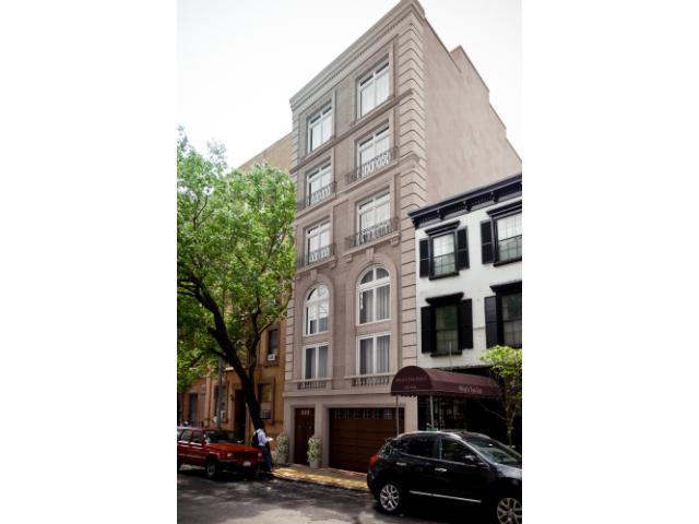 222 East 81st Street, rendering by Isaac & Stern