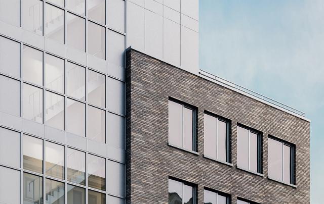 531 Vanderbilt Avenue, rendering via Isaac & Stern
