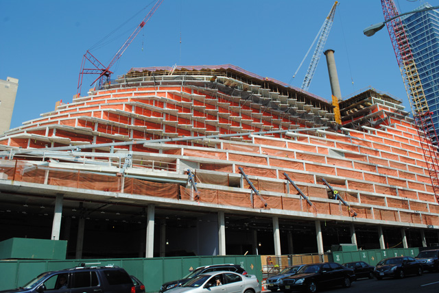 625 West 57th Street, from 57th Street