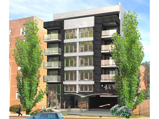 190-11 Hillside Avenue, rendering from TCX