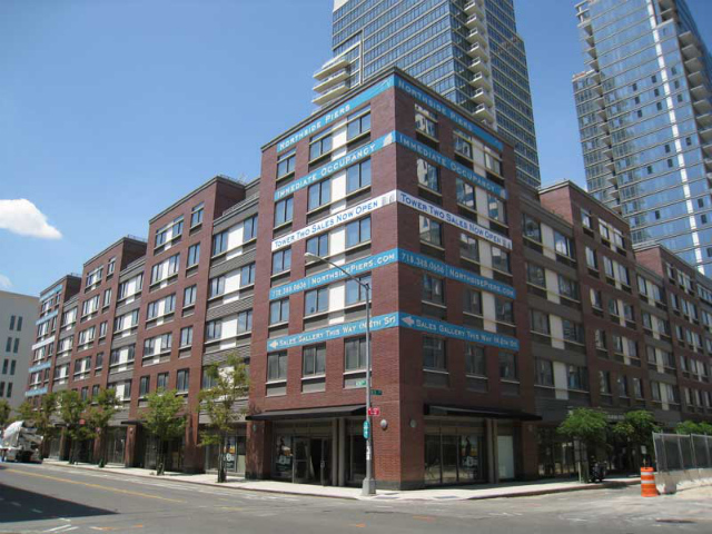 Northside Piers and its affordable component, a project on the Williamsburg waterfront that used the inclusionary housing program