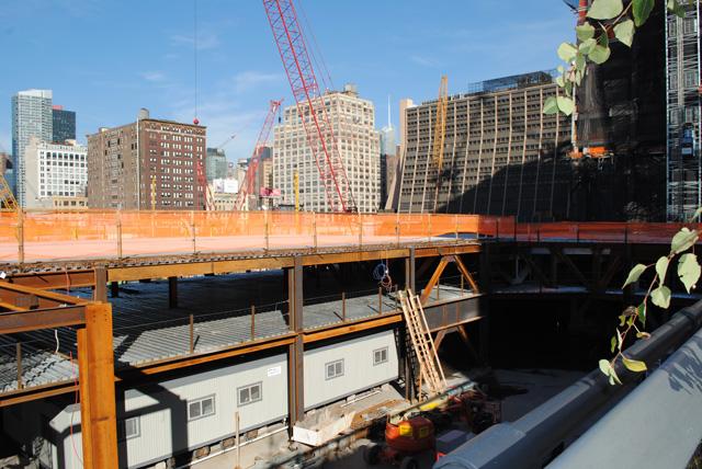 Hudson Yards Platform