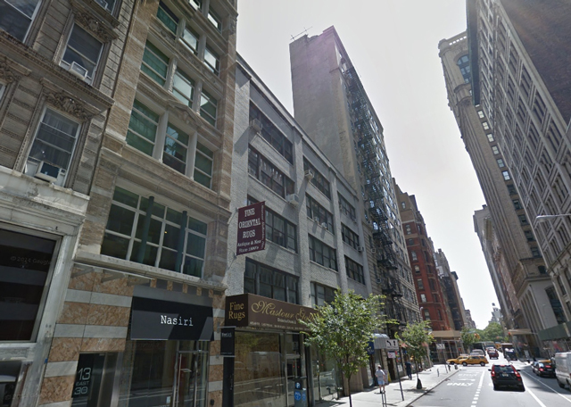 15 East 30th Street, from Google Street View